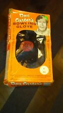 Vintage Don Carter's Bowling Glove Dual Control Mr. Bowling Legend Men's Small