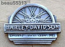 """NEW"" HARLEY DAVIDSON 1997 DAYTONA HOG BIKE WEEK WHEEL JACKET VEST HAT  PIN"