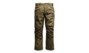 Mens North Face Powder Flo Ski Snowboard Pants Taupe Green Size Large Long
