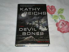 Devil Bones by Kathy Reichs   -Signed-