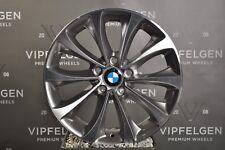 "18"" Orig BMW 5er f10 f11 6er f12 f13 styling 452 Cerchi in lega turbinenstyling NUOVO"
