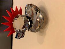 SWAROVSKI Crystal PUNK DUCK Collectible