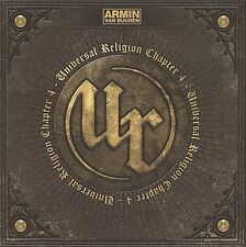 ARMIN VAN BUURIN: Universal Religion, Chapter 4, CD, new/sealed, aussie seller