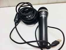 Logitech Disney Interactive Studios USB Black Microphone for Console PC