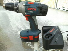 BOSCH GSR18VE-2 PROFESSIONAL CORDLESS DRILL & BATTERY & CHARGER SWITZERLAND MADE
