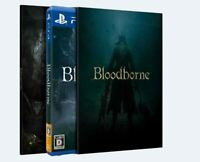Used PS4 Bloodborne Limited Edition PlayStation4 JAPAN OFFICIAL IMPORT