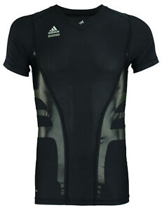 Adidas Men's Techfit Compression Short Sleeve Climacool Tee, Color Options
