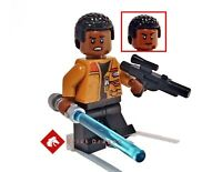 Lego Star Wars Finn Minifigure from set 75139