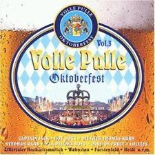 Volle Pulle 3-Oktoberfest (43 tracks, 1999) Lou Bega, Hermes House Band.. [2 CD]
