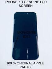 Iphone XR Lcd Genuine  100 % original A+B Grade Black Quality Warranty