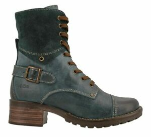 Taos Crave Teal Women's Leather Boot - NEW - Choose Size