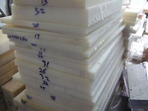 PTFE SHEET VARIOUS SIZES AND THICKNESSES 0.3 0.5 1 2 3 4 5 6 8 10mm