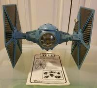 Star Wars Return of The Jedi Battle Damaged Imperial Fighter (Kenner, 1978)