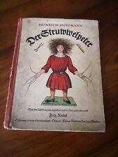 Der Struwwelpeter. Hoffmann, Illustr.: Fritz Kredel, von 1938, Potsdam