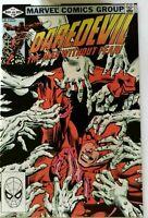 Daredevil #180 Marvel 1982 NM- Bronze Age Comic Book 1st Print
