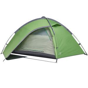 Vango Halo Pro 200 2 Person Camping & Hiking Tent - Pamir Green (VTE-HA200-NP)