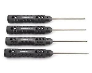 """PTK-8417 - ProTek RC """"TruTorque SL"""" Metric Ball End Hex Driver Set (4) (1.5mm, 2"""