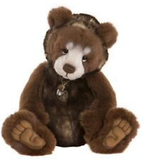 Pamper - collectable jointed plush teddy by Charlie Bears - CB181817B