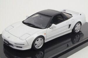 17B18-01 onemodel 1:43 Honda NSX-NA1 Championship White