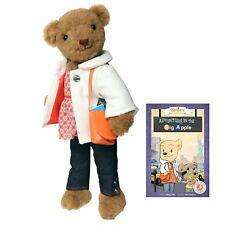 Zylie the Bear Adventure Kit with Book - Gift Box - Adventure Book May Vary