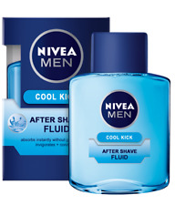 Nivea Cool Kick After Shave Fluid 100ml Buy two packs for the third gift om#