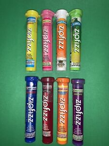 Zipfizz Healthy Energy Drink Mix Variety 8 Flavors 8 Units For $12.99