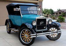 1927 Ford Model T 4 Door Touring Oldtimer