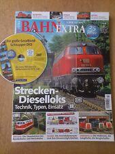 Bahn Extra , uscita 2/2015. CON DVD