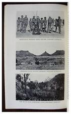 1924 Terry - GOLD PROSPECTOR IN UNKNOWN AUSTRALIA - Pre-Dates Book - 7