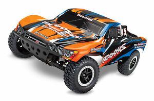 Traxxas Slash Pro 2WD OrangeX Edition RTR Short Course Truck SCT 58034-1