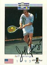 1993 NetPro ATP Tour Jeff Tarango Signed Autograph Tennis Trading Card M90