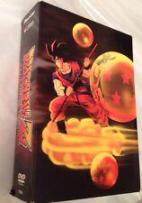 Dragon Ball Z: The Movie - Box Set 1 (DVD, 2001, 3-Disc Set)