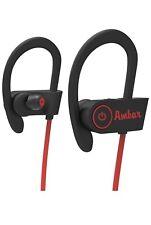 Bluetooth Headphones, Best Wireless Sports Earphones w/Mic V4.1 IPX7 Waterproof