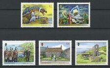 Guernsey Mi.Nr. 1533-1537** (2015) postfrisch/Sark - 450 Jahre brit. Kronbesitz