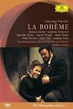 """Luciano Pavarotti """"Puccini: la Boheme (GA)"""" DVD Merce Nuova"""