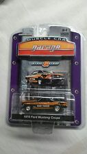 GREENLIGHT 1970 FORD MUSTANG COUPE MCG STREET & STRIP FORD TORQUE **RARE** MINT