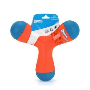 New Chuckit!-Tri-Bumper-Dog Puppy Interactive Fetch Toys for Long Time Play