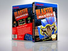 Blaster Master  - NES - Remplacement - Cover/Case - NO Game - PAL/US