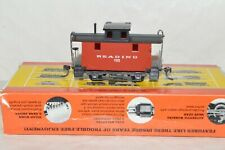 HO scale Mantua Reading RR 4 wheel bobber caboose car train w/ KD's