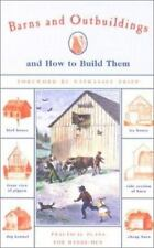 Barns and Outbuildings: And How to Build Them-ExLibrary