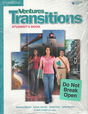 Ventures Transitions Level 5 Value Pack (student's Book With Audio Cd And Wor...