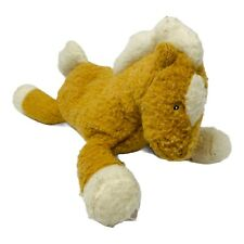 Mary Meyer Plush Earthmates Fuzz That Wuzz Horse Pony Recycled Tan Stuffed Toy