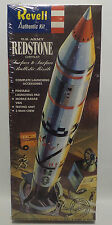 SPACE : U.S. ARMY REDSTONE MODEL KIT MADE BY REVELL IN 1995- RE-ISSUE (MLFP)