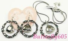 Brighton Divine Feminine French Wire Earrings Necklace Set NWT $226