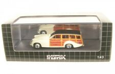 Allard P2 Safari Station Wagon 1954 1/43 Matrix Scale Models Mx40103-031