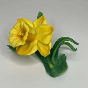 Lenox Daffodil 1989 Fine Porcelain Flower