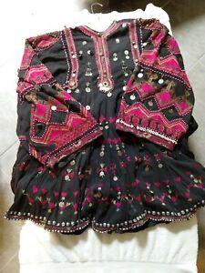 Vintage Pakistan Afghanistan Kohistan Nuristan Dress Jumlo