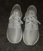 Adidas Originals Womens White Tubular Viral Running Trainers-UK Size 6-EU(40)