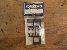 SPW-101 SPW101 Front Hub / Optional Tuning Part - Kyosho Pure Ten TF-4 TF4