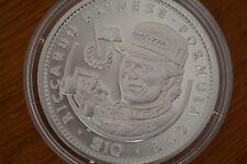 Ricardo Patrese 1992 10 dollar silver proof coin